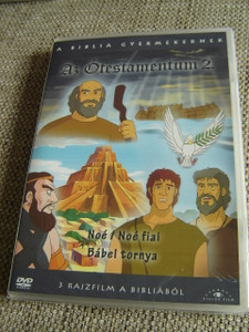 The Old Testament 2 / Three Episodes x 25 minutes / Az Otestamentum 2 / Il Vecchio Testamento / 1. Noah 2. The Sons of Noah 3. The Tower of Babel