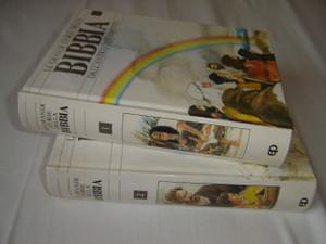 Italian Language Children's The Lion Story Bible in 2 Volumes / Le Grandi Storie Della Bibbia I-II Dall'Antico and Dal Nuovo Testamento