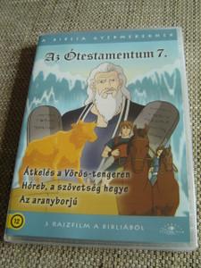 The Old Testament 7 / Three Episodes x 25 minutes / Az Otestamentum 7 / Il Vecchio Testamento / 1. Crossing the Red Sea 2. Covenant at Mount Horeb 3. The Golden Calf