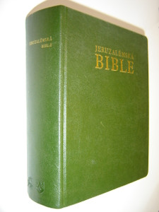 The Jerusalem Bible in Czech Language / Jeruzalemska Bible Pismo Svate Vydane Jeruzalemskou Biblickou Skolou 1