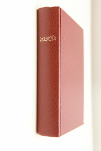Arabic Burgundy Hardcover Bible with Thumb Index and Column References / 050 Series