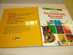 Estonian Language Edition of How our Bible came to us / Raamatute Raamat Piibli tee meieni