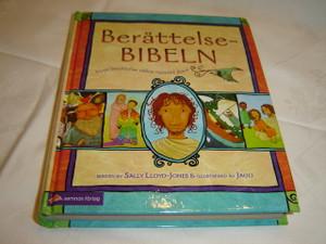 Swedish Children's Bible / BerättelseBIBELN: Varje berättelse viskar namnet Jesus