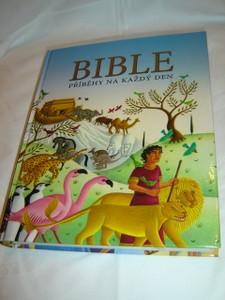 Czech Children's Big Bible / Bible Pribehy Na Kazdy Den / By Mary Joslinova