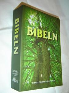 Swedish Bible / Svenska Folkbibeln (pocketbibel) / Bibeln Den Heliga Skrift / Gamla och Nya testamentets kanoniska bocker