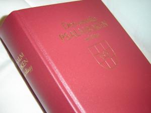 Swedish Church Hymnal Songbook /  Den Svenska Psalmboken Med Tillägg och ny bönbok (bänkpsalmbok - röd)