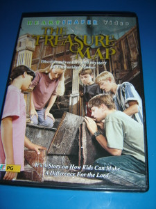 The Treasure Map (DVD) Discover Adventure and Mystery at Thornridge Manor