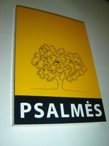 Super Large Print Psalms in  Lithuanian Language LBD / Psalmes Silpnaregiams