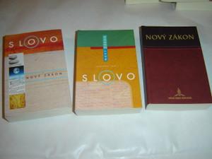 Czech New Testament - Slovo Nový zákon: Nová Bible Kralická (NBK) / New Kralicka Tranlsation