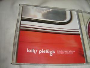 Latvian Language Praise and Worship CD Nr.1 / Laiks Pielugt 1 / Pielugsmes Muzika Mateja Draudze