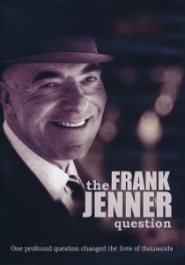 The Frank Jenner Question DVD (2014) One Profound Question Changed the Lives of Thousands