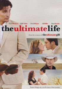 The Ultimate Life DVD (2013) Some things worth more than money / Family Christian Movies