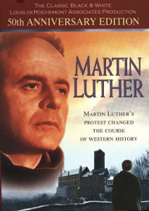 Martin Luther DVD - 50th Anniversary Edition (2012) Martin Luther's Protest Changed the Course of Western History