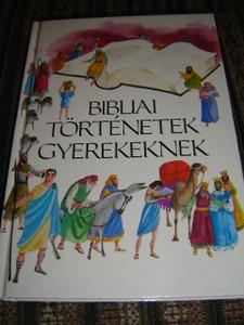 Bibliai tortenetek gyerekeknek - Illusztralt Gyermek Biblia / Hungarian Language Children's Bible