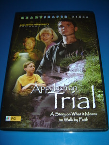 Appalachian Trial (DVD) A Story on What it Means to Walk by Faith