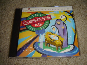 Like Christmas All Year Round (Heartcry Praise & Worship Series)