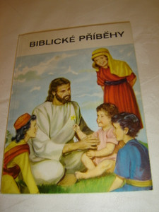 Classic Bible Stories for Children in Czech Language / Biblické príbehy / Full Color Pictures