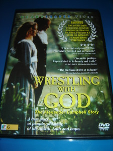 Wrestling With God - The Alexander Campbell Story (DVD)