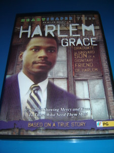 Harlem Grace (DVD) Based on a True Story