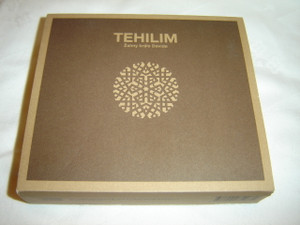 Psalms of King David - Tehilim / Book of Psalms in Czech Language + CD on the Psalms of David sung by Jane Pert / Tehilim - Zalmy kr le Davida (kniha + CD)