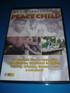 Peace Child (DVD) An Excellent film on Evangelism and Missions