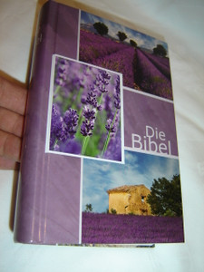 German Midsize New Living Translation Bible - Lavender Cover / Die Bibel - grossere Taschenbibel: Elberfelder bersetzung 2003,