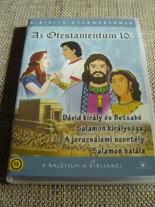The Old Testament 10 / Four Episodes x 25 minutes / Az Otestamentum 10 / Il Vecchio Testamento / 1. King David and Bathsheba 2. The Reign of Solomon 3. The Temple in Jerusalem 4. Death of Solomon