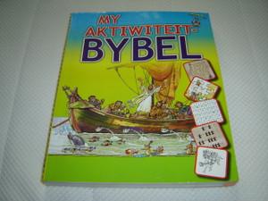 My Aktiwiteit - Bybel / Children's Activity Bible in Afrikaans Language Edition