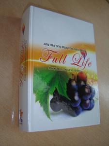 Cebuano Full Life Study Bible / Ang Bag-ong Maayong Balita Biblia / Revised Cebuano Popular Version