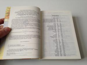 Slovenian Language Bible - Standard Version with Deuterocanonical Books / Sveto pismo - slovenski standardni prevod