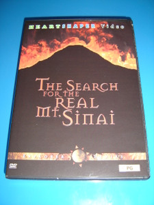 The Search for the Real Mt. Sinai (DVD) Explorer Series