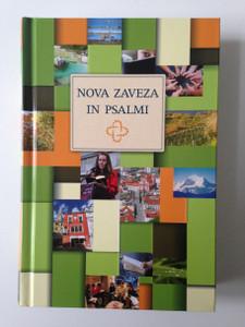 Slovenian New Testament with Psalms - Standard Version / Nova zaveza in psalmi
