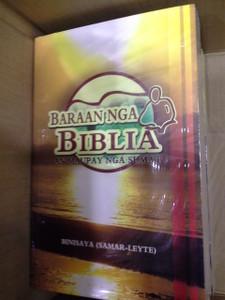 Samarenyo Bible / Baraan Nga Biblia An Maupay Nga Sumat / Binisaya (Samar-Leyte)