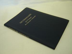 Dictionnaire grec-francais du Nouveau Testament / Greek - French Dictionary for the New Testament