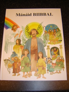 Manaid Biibbal / Northern Sami Language Children's Bible / Manaid biibbal / Bibeln pa samiska