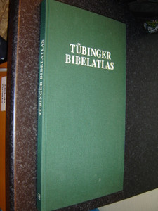 Tubingen Bible Atlas - Based on the Tubingen Atlas of the Near and Middle East with Register / German Edition