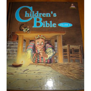 Children's Bible Volume 6 / Words of Wisdom Series / Colorful, beautiful