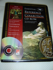 Essential IVP Reference Collection CD-ROM / New Edition / The Complete Electronic Bible Study Resource