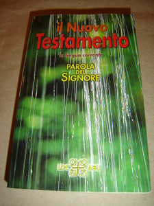 Italian New Testament - Modern Translation / Green Cover / Il Nuovo Testamento