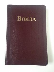 Romanian Fidela Bible / The Romanian KJV / Biblia Fidela - Traducere Literala Noua Completata, Revizuita si Actualizata
