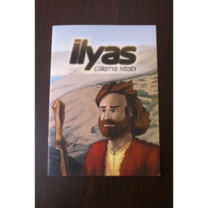 Ilyas calisma kitabi / Turkish Bible Activity about Elijah for Children