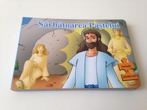 Sarbatoarea Pastelui - Include 5 puzzle-uri / Easter - Includes 5 Puzzles