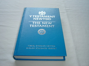 Welsh - English Bilingual New Testament / Revised Version of Y Testament Newydd, Argaffiad Diwygiedig parallel ESV English