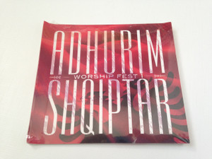 Albanian Worship CD / Adhurim Shqiptar - Worship Fest 1. with 12 Songs