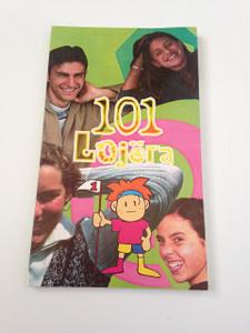 101 Games - 101 Lojera / Albanian Language Book