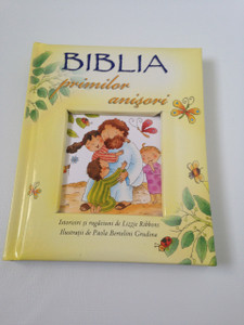 Biblia Primilor Anisori (Romanian Edition) Illustrated Children's Bible