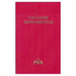 Naujasis Testamentas (Lithuanian Edition) by Ceslovas Kavaliauskas