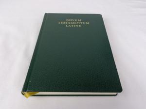 Novum Testamentum Latine - Latin Vulgate New Testament