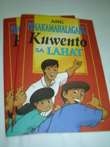 Tagalog Language Edition: The Most Important Story Ever Told / Evangelistic Comic Book / Ang Pinakamahalagang Kuwento Sa Lahat