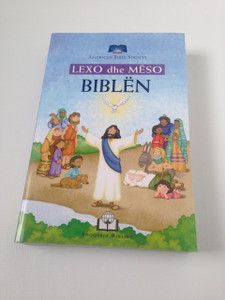 Read and Learn - Albanian Language Children's Bible / Lexo dhe Meso
